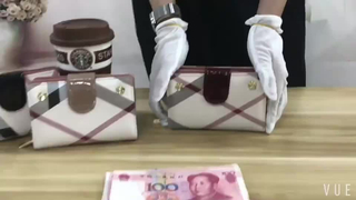 JUNYUAN New European And American Women's Wallet Ladies Short Wallet