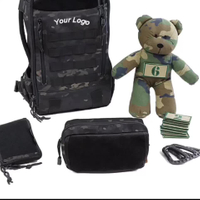Camouflage Nappy Backpack Diaper Bag For Men