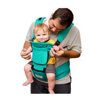 JunYuan New Stylish Hipseat Baby Carrier Backpack, Infant Belt With Organic Cotton