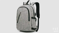 JUNYUAN Outdoor Charging Laptop Backpack Anti-theft Business Laptop Backpack