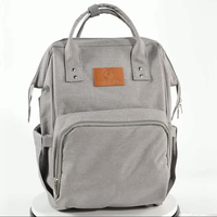 Diaper bag and baby bag, multi-function backpack fashion bag