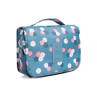 JUNYUAN Toiletry Bag Cosmetic Bag Waterproof Travel Hanging Organizer Bag