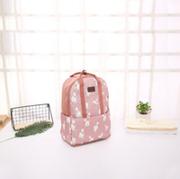 JUNYUAN fashion Durable Canvas Student Bookbag Backpack For Children