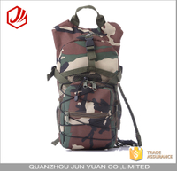Mountaineering waterproof military medical hydration backpack