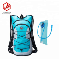 Hydration Backpack for Running Walking Hiking Biking Cycling Skiing - 50 OZ / 1.5L Pack Water Bladder - Lightweight Running Gear