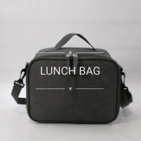 China supplier designer new arrival personalized insulated purse lunch bag for man