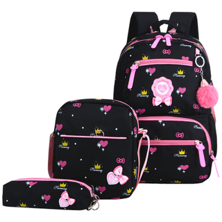Cartoon Essentials Primary School Bag for Teenager