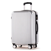 JUNYUAN Large Capacity Waterproof Scratch-resistant Travelling Luggage Bag Suitcase