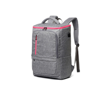 JUNYUAN Fashion Oxford Travel Backpack Bag For Man Woman