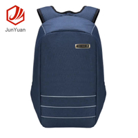 JUNYUAN Wholesale Anti-theft Laptop Backpack With USB Interface