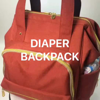 Latest Design ODM Diaper Bag Multi-Function Waterproof Travel Backpack Diaper Bags for Baby Care