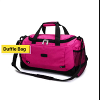 Travel Duffel Bag Luggage Gym Sports Bag