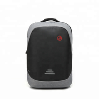 Customized logo Popular anti-theft waterproof smart USB charging laptop backpack men