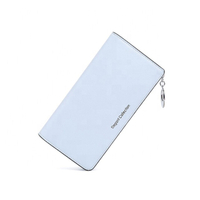 JUNYUAN Woman's Zipper Multi-Card Wallet Card Holder Amazon RFID Long Wallet