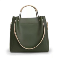 JUNYUAN Simple Tote Bucket Bag Messenger Bag Casual Single Shoulder Mother Bag