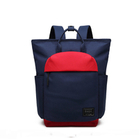 2019 Fashion Trend Oxford Cloth School Student Bag Waterproof Canvas Backpack