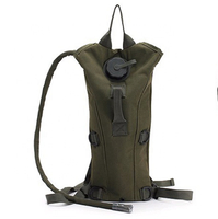 JUNYUAN Waterproof Water Bag Tactical Riding Backpack Army Equipment