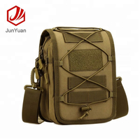 JUNYUAN Military Tactical Messenger Bag, Sling Bag with Several Color
