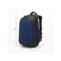JUNYUAN Travel Backpack Business Laptop Bag With External USB Charging
