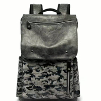 Camouflage Fashion Water-resistant Large Capacity Bags for Men