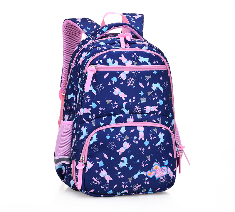 New Type of Schoolbags for Girl Backpack Bag Waterproof School Bagsin Grades 1-6